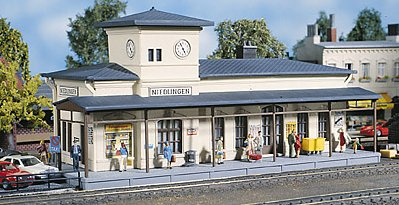 Best Ho Scale Passenger Train Stations Railroad Net