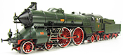 Brawa 0650 Steam Locomotive S2/6 K.Bay.Sts.E.B.