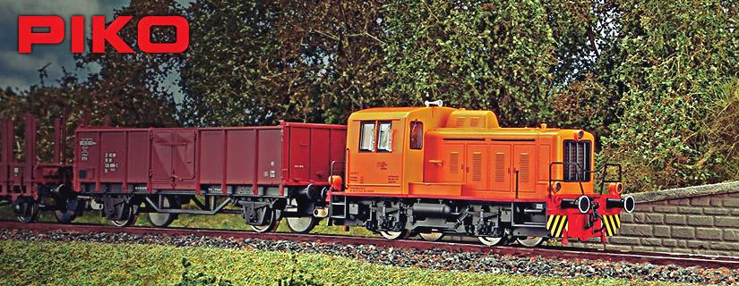 HO Scale Model Railroading